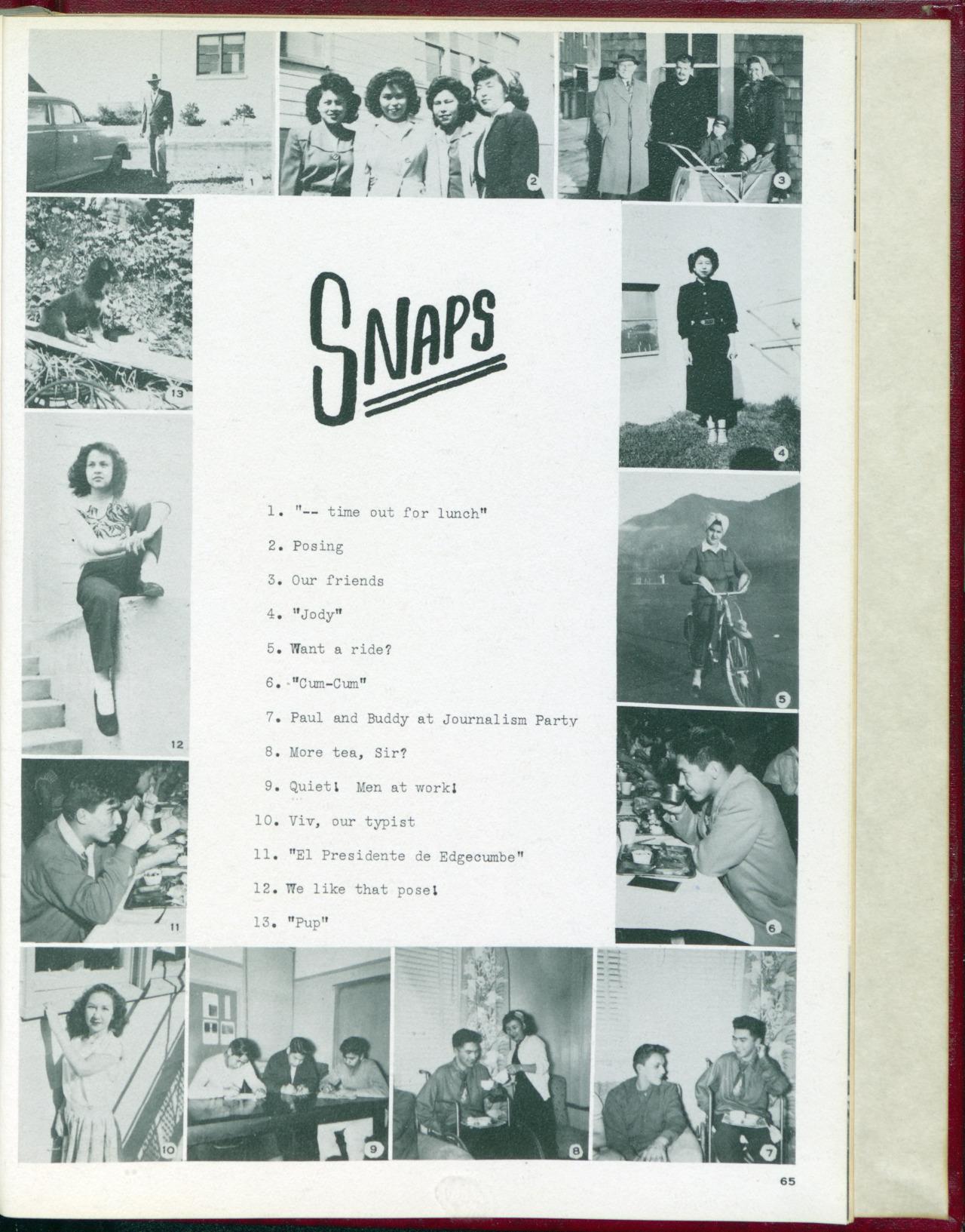 Taheta、1950年69ページ。